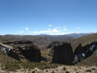 Window on Colca Canyon