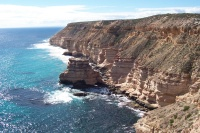 """Island Rock,"" Kalbarri National Park"