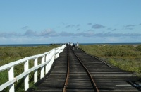 One Mile Jetty, Carnarvon