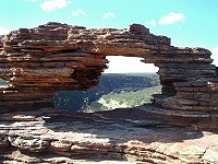 """Nature's Window,"" Kalbarri National Park"