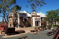 Old jail at Roebourne