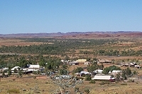 View of Roebourne