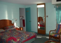 Room at Sea Breeze resort